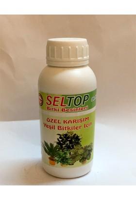 Seltop Özel Karışımlı Bitki Besini Yeşil Bitkiler 250ml
