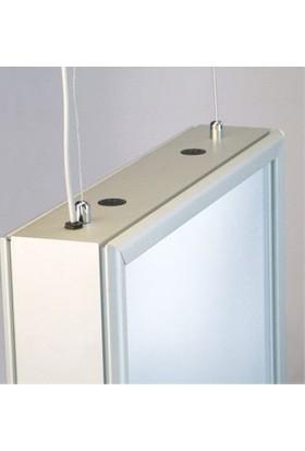 ORES Klasik Işıklı Kutu - Tek Taraflı B2 (500x700 mm.)