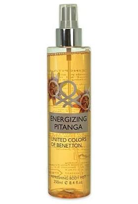 United Colours of Benetto Energizing Pitanga Refreshing Body Mist 250ml