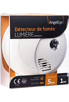 Angel Eye So-520 Pilli Duman Dedektörü