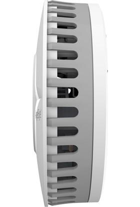 Angel Eye Tpst-625 Pilli Duman Dedektörü (Çiftli Paket)