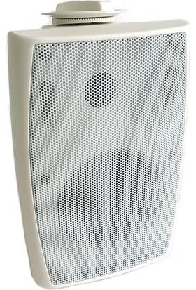 Fullsound 80Watt 100V Ayarlanabilir Hat Trafolu Kabin Hoparlör Beyaz