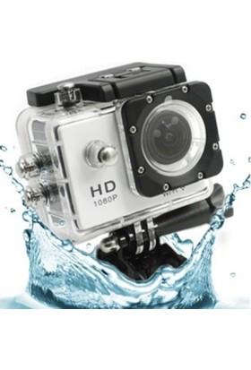 TechnoStyle Sports H264 HD 1080P Su Altı Aksiyon Kamera