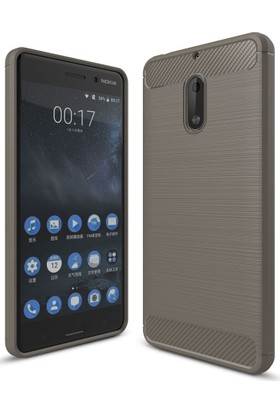 KılıfShop Nokia 6 Heavy Duty Tam Koruma Kılıf