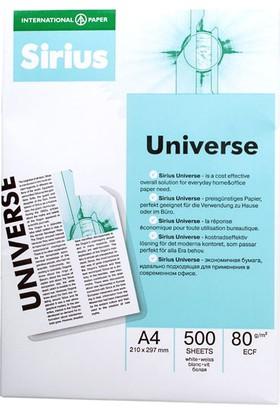 Sirius A4 1 Koli 5 Top Fotokopi Kağıdı 80Gr