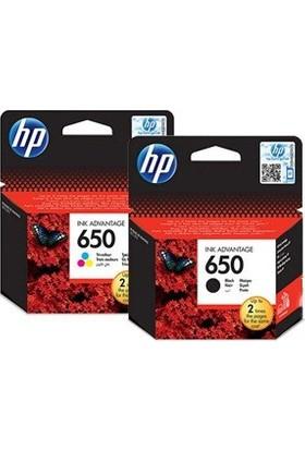 Hp 650 Siyah Ve Renkli Avantaj Paket