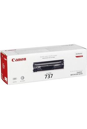 Canon Crg-737 Orjinal Toner