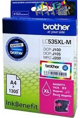 Brother Lc535Xl Orj. Kırmızı Kartuş