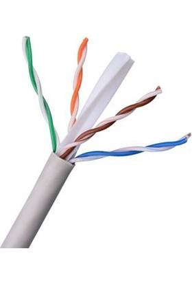 Güçlü Plastik Cat6 Kablo Cat506 305 Mt.Yüksek Kalite