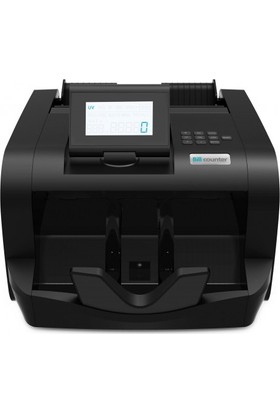 Azemax Kağıt Para Sayma Makinesi (Tl, Euro, Usd %100 Sahte Para Tespit Kontrollü)