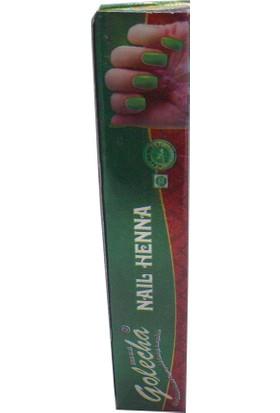 Golecha Tırnak Kınası - Yeşil 5 Gr