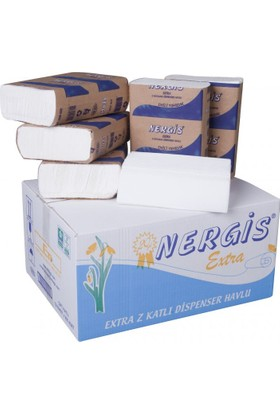 Nergis Extra Dispenser Z Havlu