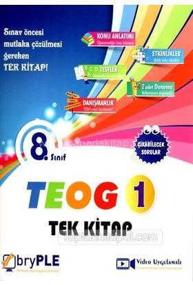 Birey 8.Sınıf Teog-1 Tek Kitap Birey Yayınları