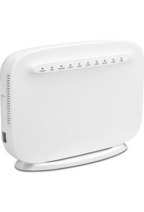 Cnet 4 Port 300Mbps Wireless N Vdsl2/Adsl2+ Modem