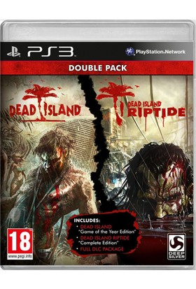 Dead Island + Dead Island Riptide Double Pack (Ps3)