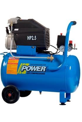 Power Pz2502/50-2, 5M Kompresör