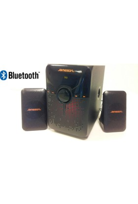 Jameson Jsm 330 Bluetooth 2+1 Ses Sistemi