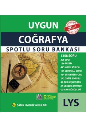 Sadık Uygun Yayınları Lys Coğrafya Spotlu Soru Bankası