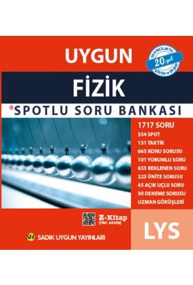 Sadık Uygun Yayınları Lys Fizik Spotlu Soru Bankası