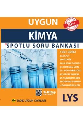 Sadık Uygun Yayınları Lys Kimya Spotlu Soru Bankası