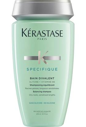 Kerastase Specifique Bain Divalent Shampoo- Yağlı Saçlar İçin Dengeleyici Şampuan 250 Ml