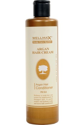 Wellmax Argan Saç Kremi 500 Ml