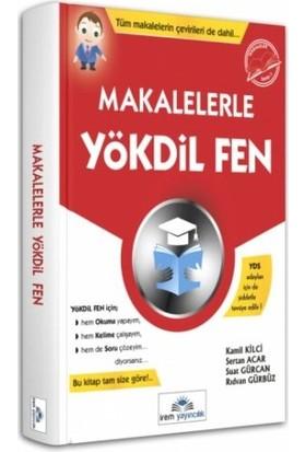 Makalelerle Yökdil Fen İrem Yayınları 2017