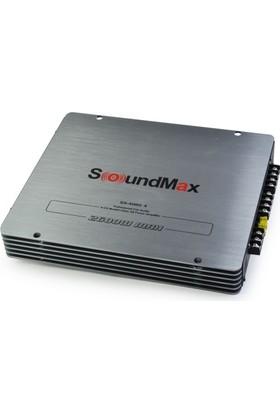Soundmax 2600 Watt Sx 4060.4 Oto Ampfilikatör