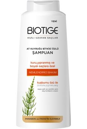 Biotige Atkuyruğu Bitkisi Özlü Şampuan - Kuru, Yıpranmış Ve Boyalı Saçlara Özel