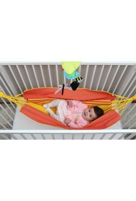 Hamak Keyfi Bebek Hamağı-Bebek Yatağına Asılabilir
