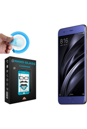 Case Man Xiaomi Mi 6 Nano Glass Ekran Koruyucu