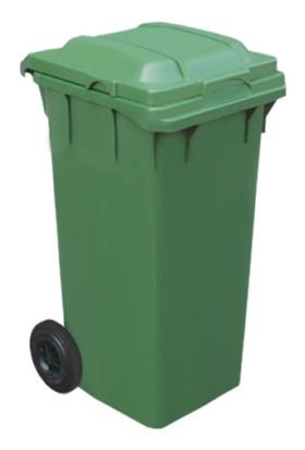 Hafea Plastik Çöp Konteyneri 110 Lt - Hf 3040