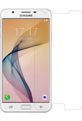 Case 4U Samsung Galaxy J5 2016 J510 Cam Ekran Koruyucu