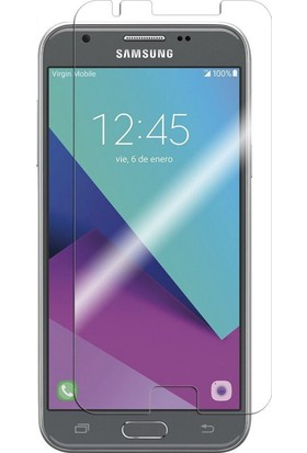 Case 4U Samsung Galaxy J3 2017 Nano Cam / Nano Glass Kırılmaya Dayanıklı Ekran Koruyucu