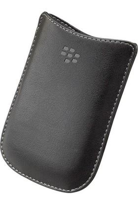 Case 4U Blackberry Curve 8520 Siyah Kılıf