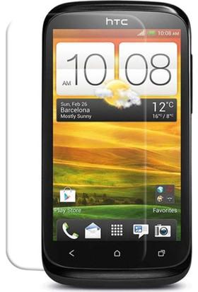 Case 4U HTC Desire X Ekran Koruyucu ( Parmak izi bırakmaz )