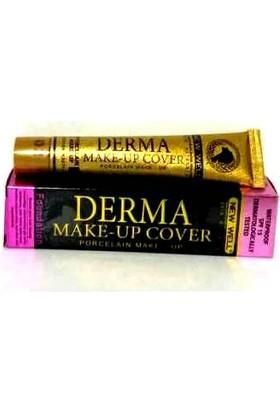 New Well Derma Makeup Cover Yoğun Kapatıcı Fondöten - 04 Bronze