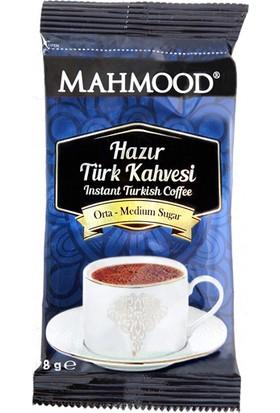 Mahmood Türk Kahvesi Orta 12'Li