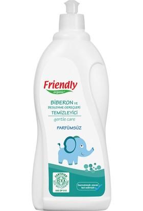 Friendly Biberon ve Beslenme Gereçleri Temizleyici Parfümsüz 750 ml