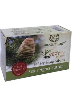 Mustafa Bağcı Zeytinyağlı Sedir Ağacı Katranı Sabunu