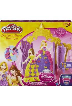 Play Doh Prenses Butik
