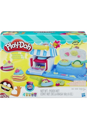 Play Doh Tatlı Pastane