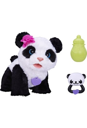 Furreal Friends Oyuncu Pandam Pompom