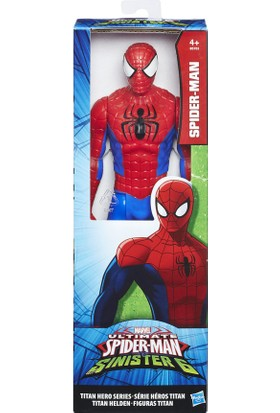 Spiderman Tıtan Hero Figür