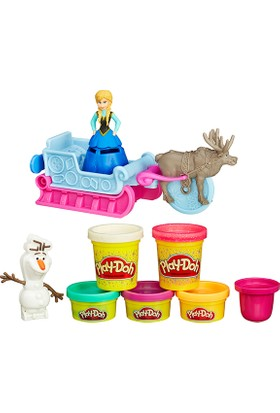 Hasbro Play-Doh Dısney Frozen Oyun Seti B1860