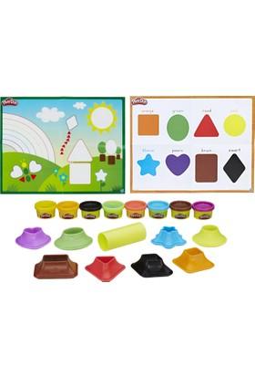 Play Doh Renkleri Ve Şekilleri Öğreniyorum
