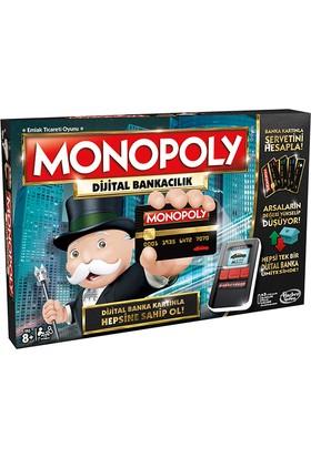 Hasbro Monopoly Digital Bankacılık B6677