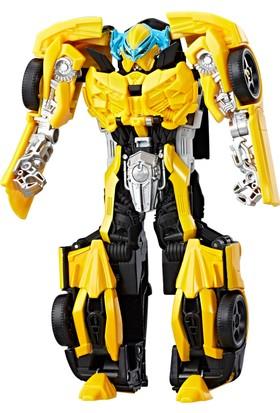 Transformers 5 Turbo Changers Hızlı Dönüşen Bumblebee