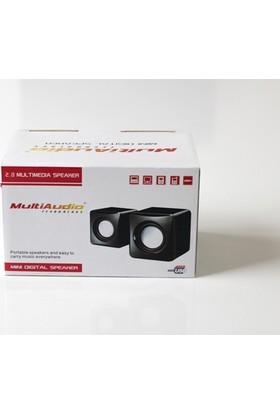 Multiaudio S80 Mini Dijital Speaker