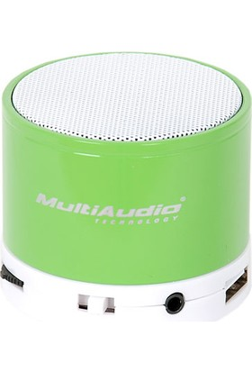 Mini Speaker Radyolu Ses Bombası